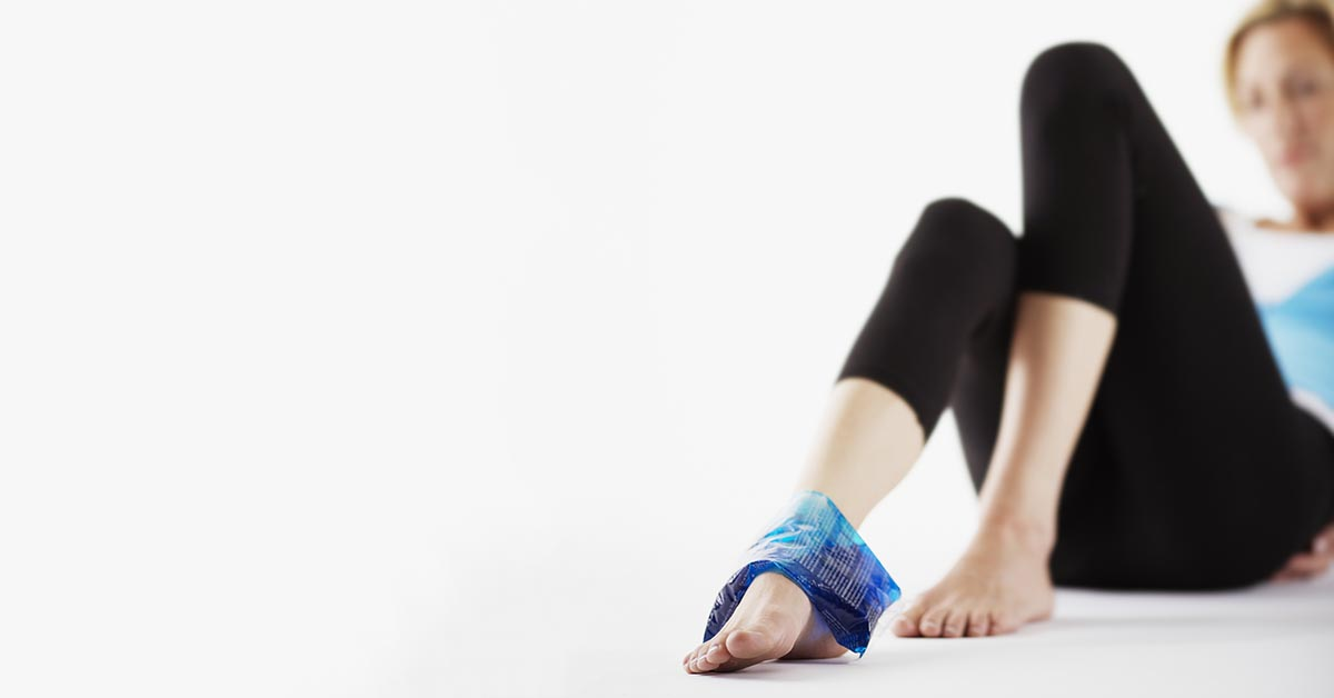Tucson natural ankle sprain treatment
